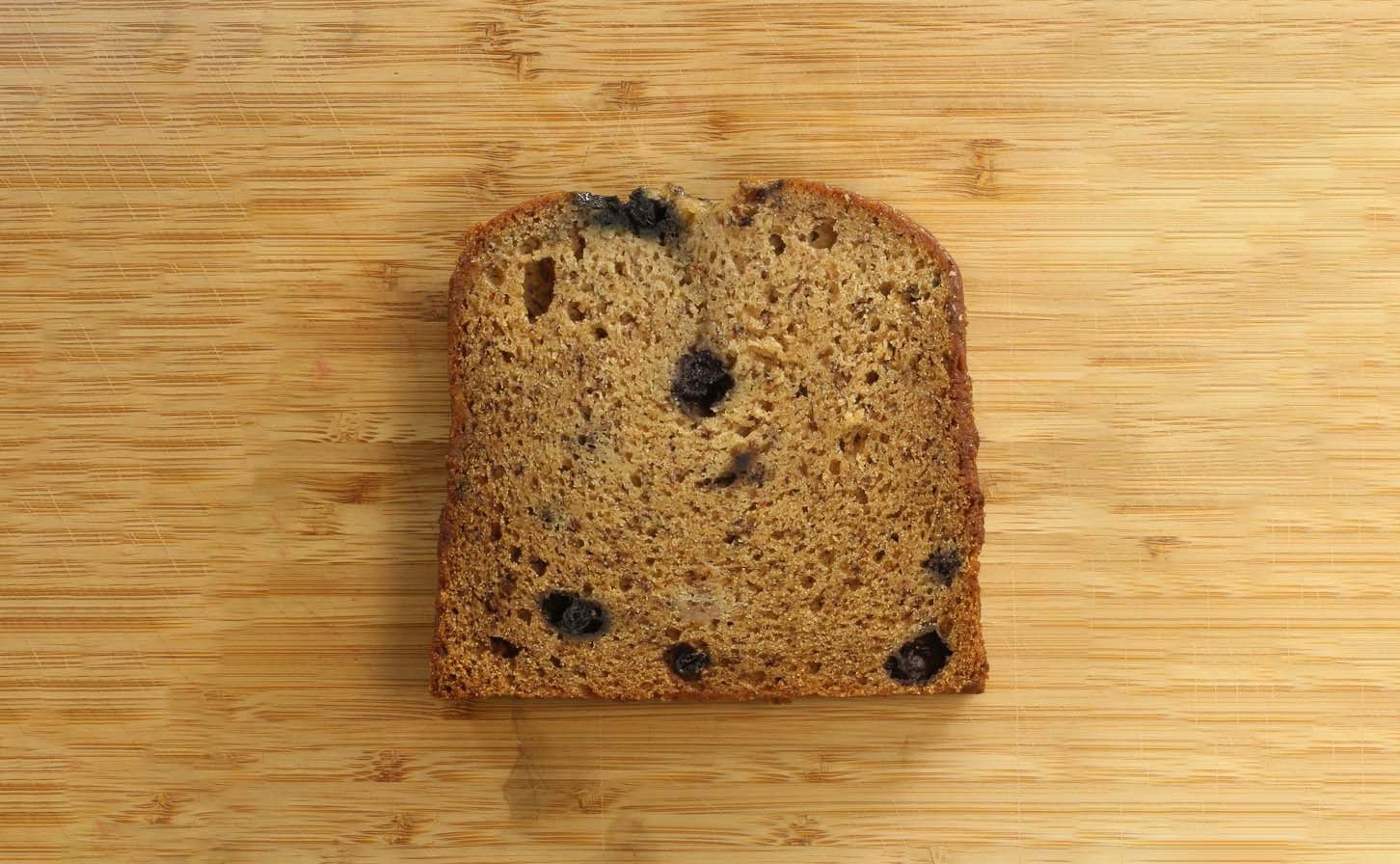 """Featured image for """"Banana Blueberry Bread"""""""